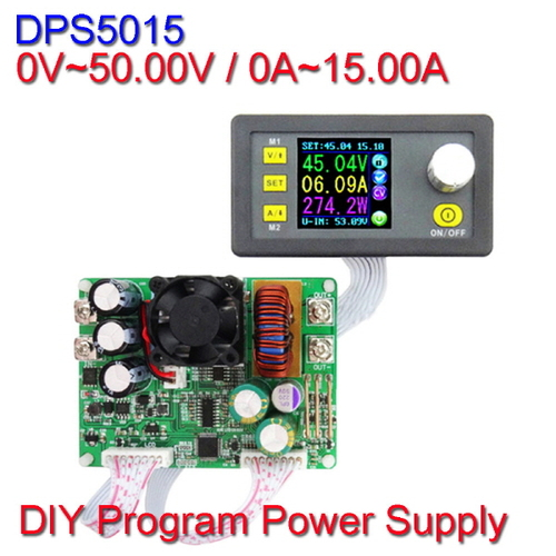 [Z-2] [DIY] 디지털 파워서플라이 DIY DPS5015 Program Power Supply 0V~50.00V / 0A~15.00A